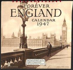 FOREVER ENGLAND CALENDAR 1947