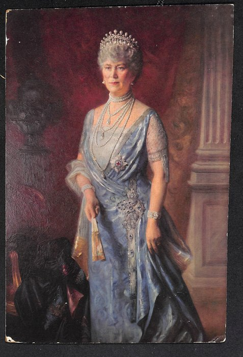 HER MAJESTY THE QUEEN (title on reverse)