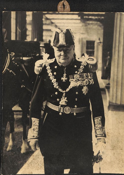 photo of Churchill
