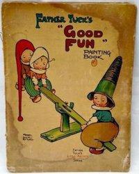 FATHER TUCK'S GOOD FUN PAINTING BOOK