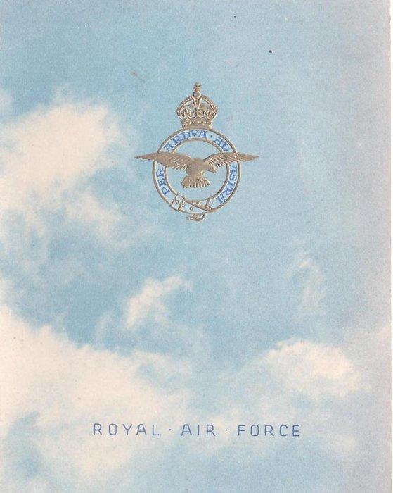 ROYAL AIR FORCE --  BISHOPS COURT (or other station inside)