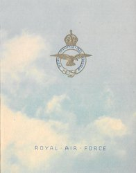 ROYAL AIR FORCE --  FULBECK (inside)