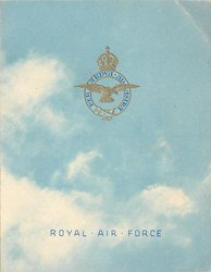 ROYAL AIR FORCE --  SOUTH FARNBOROUGH (inside)
