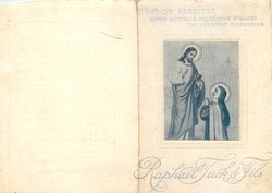 MONSIEUR ET CHER CLIENT, PARIS, LE 24 JANVIER 1903