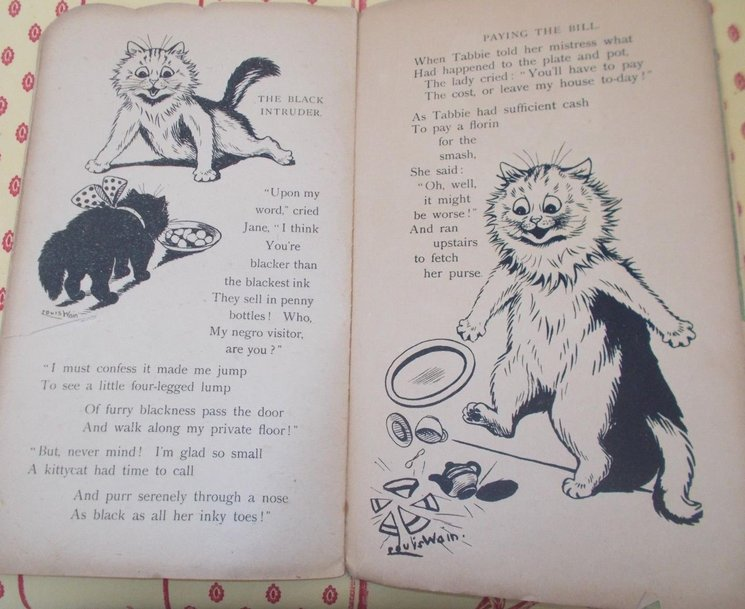 WITH LOUIS WAIN IN PUSSYLAND