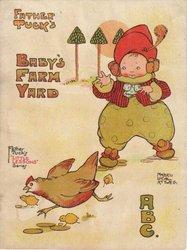 BABY'S FARM YARD ABC