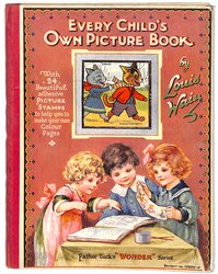 EVERY CHILD'S OWN PICTURE BOOK  BY LOUIS WAIN