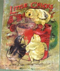 LITTLE CHICKS ABC