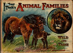 ANIMAL FAMILIES WILD AND TAME