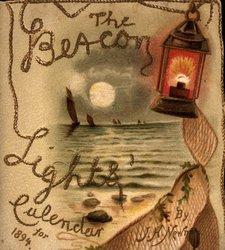 THE BEACON LIGHT CALENDAR FOR 1894