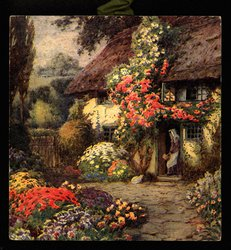 THE COTTAGE THAT I LOVE (title on reverse)
