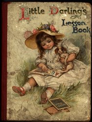 LITTLE DARLING'S LESSON BOOK