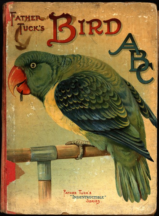 FATHER TUCK'S BIRD ABC