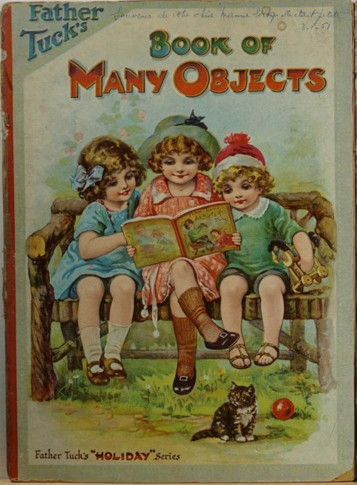 FATHER TUCK'S BOOK OF MANY OBJECTS