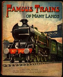 FAMOUS TRAINS OF MANY LANDS