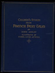 CHILDREN'S STORIES FROM FRENCH FAIRY TALES