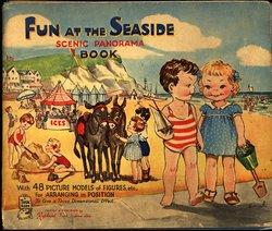 FUN AT THE SEASIDE SCENIC PANORAMA BOOK