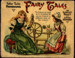 FATHER TUCK'S PANORAMA FAIRY TALES, foldout version,