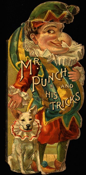 MR. PUNCH AND HIS TRICKS