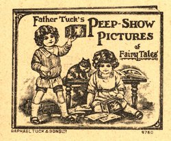 FATHER TUCK'S PEEP-SHOW PICTURES OF FAIRY TALES