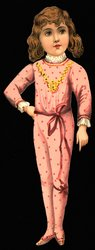 ROYAL REGIE.  U.S. PATENT FEBRUARY 20TH 1894, (U.S. version with four costumes)
