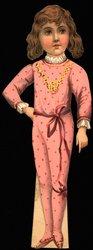 PRINCE HYACINTH, PATENT NO. 23003 (British version with six costumes)