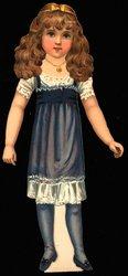 Cinderella ARTISTIC SERIES IX. U.S. PATENT FEBRUARY 20TH 1894