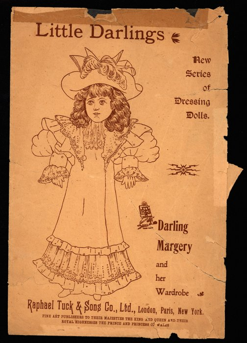 DARLING MARGERY, NO 20