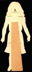 DEAR DOROTHY, DOLLS FOR ALL SEASONS, MES POUPEES, SERIE 1,  (smaller 9 in. version with slits, no number)