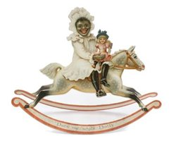 "ROCKING HORSES,""DATS MY WHITE DOLLY"""