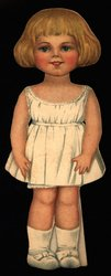 Jessie Cranford, doll, (German set)