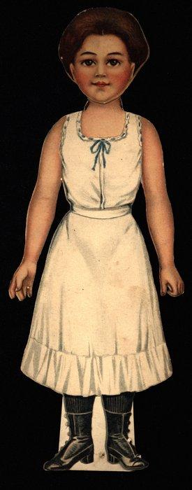 Jane, the Nurse (German doll)
