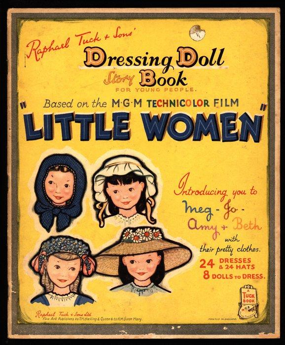 LITTLE WOMEN, BASED ON THE M.G.M. TECHNICOLOR FILM