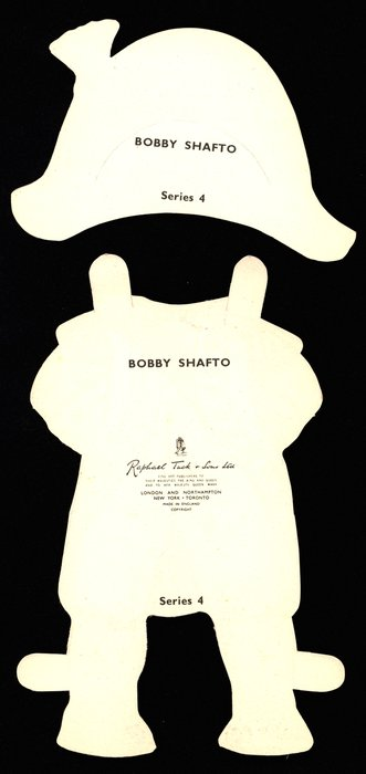 BOBBY SHAFTO (titles on reverse)