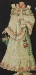 "MISS JULIA MARLOWE AS ""BARBARA FRIETCHIE "" (title on reverse)"