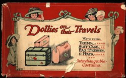 DOLLIES ON THEIR TRAVELS