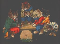 THE KIT-CAT FAMILY, SAY YES!