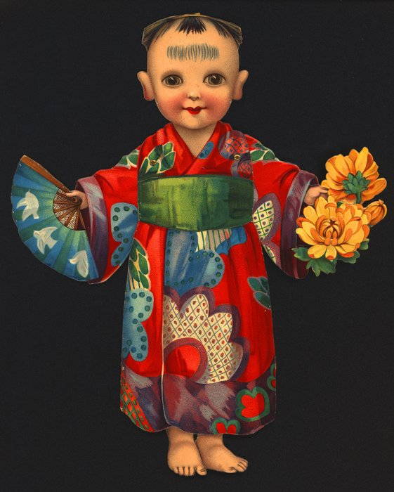 DOLLY FROM CHINALAND