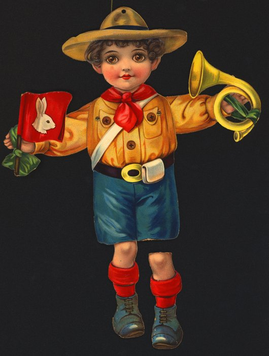 SCOUT DOLL