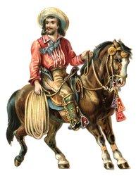 MEXICAN ON HORSEBACK