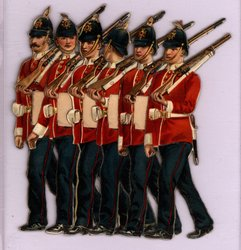 INFANTRY OF THE LINE