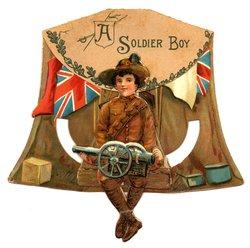A SOLDIER BOY