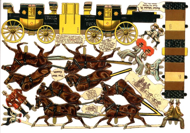 THE RAIL COACH