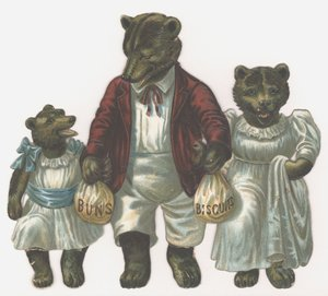 THE THREE BEARS title to be confirmed