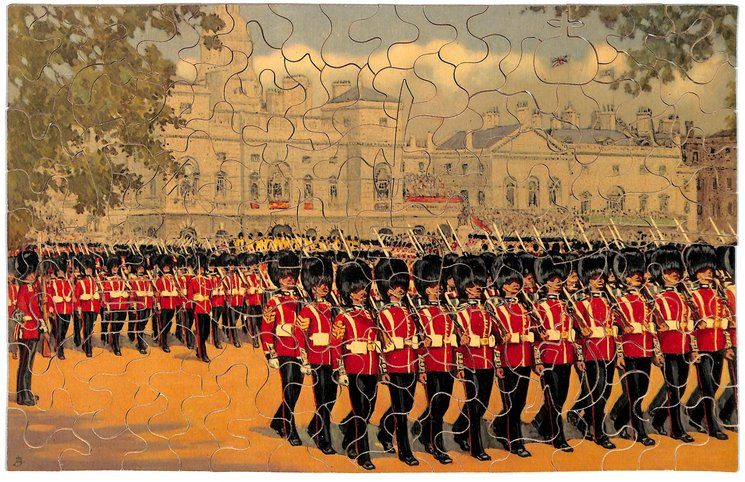 GENERAL VIEW OF THE PARADE