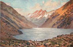 LAGO DEL INCA