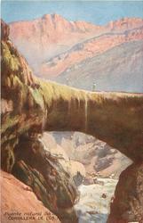 PUENTE NATURAL DEL INCA
