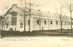 AUDITORIUM, 1906
