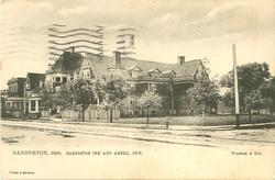 BARBERTON INN AND ANNEX, 1906