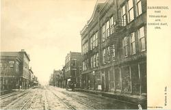 TUSCARAWAS AVE. LOOKING EAST 1906